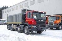 Самосвал Scania P400 (20М3) в аренду