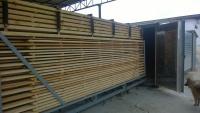 Оборудование и установки для сушки и производства термической обработки (термомодификации) древесины