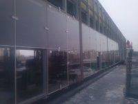 Выполним монтаж  фасадных светопрозрачных ал. конструкций из любых материалов