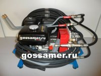 Жидкая резина Оборудование бензиновое GSR БМ-01