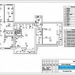 Проектирование электроснабжения, водоснабжения, отопления и канализации в компании Строй-Проект.