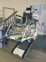 Паблик (Public) гусеничное подъемное устройство для инвалидов