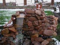 природный камень для ручьев и водоемов