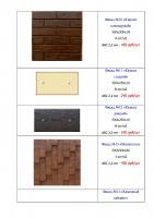 Формы для плитки фасадной (облицовочной). Формы для производства плитки из бетона