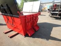 Термос- бункер ИДМ-1000 для превозки и хранения асфальтобетона