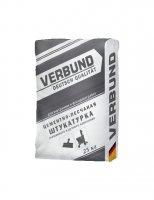 Цементно-песчаная штукатурка Вербанд / Verbund