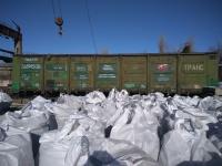 Перевалка жд-авто грузов, Владикавказ Алагир