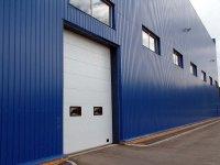 Изготовление промышленных цехов, ангаров, складов, гаражей
