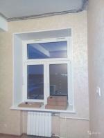 Установка откосов на окна из сэндвич-панелей