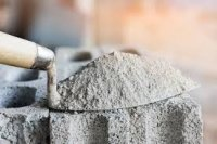 Цемент М400.