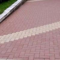 Тротуарная плитка брусчатка * 200х100х60