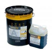 Шпатлёвка-2К - полиуретановая шпатлевка для бетона