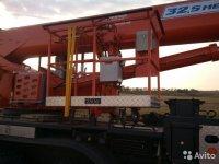 Аренда автокрана (автовышки) 25 тонн, 32,5 метра