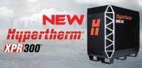Hypertherm XPR300 в комплекте с тяжелым порталом HGCUT, оснащенным ЧПУ