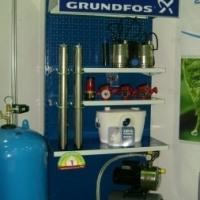 Cкважинный насос GRUNDFOS