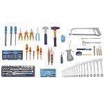 Набор инструментов для механических и электрических работ 120 предметов GEDORE S 1023 1999060