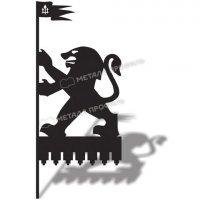 Указатель ветра большой 207 «Лев»