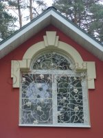 Ковка решеток на окна