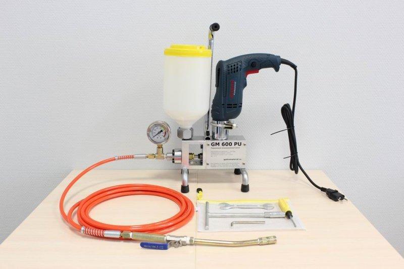 Насос для инъекций GM 600 PU