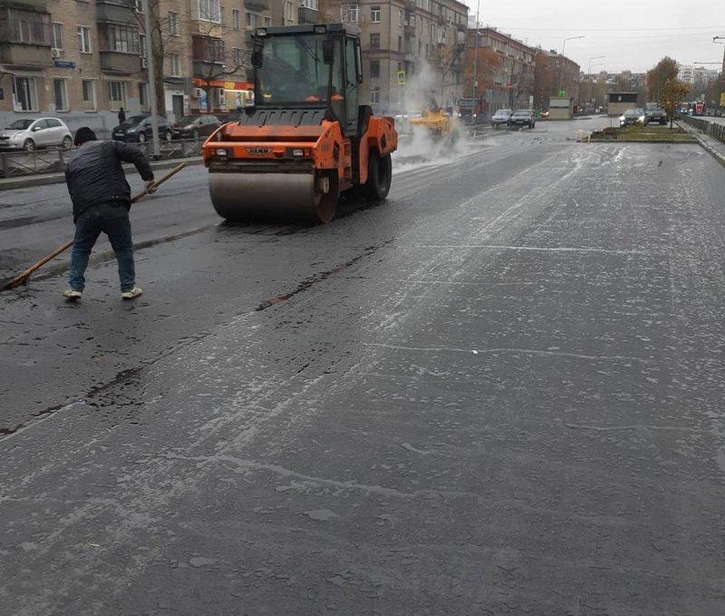 Асфальтирование в Новосибирске быстро и недорого
