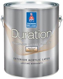 DURATION COATING EXTERIOR Latex Flat краска фасадная премиум-класса (производство компании Sherwin-Williams, США)