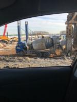 Товарный бетон Домодедово, Подольск, Михнево, Ступино М-100 - В7,5 П4 F50 W2