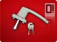 Ручка с ключем (замком)