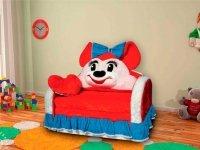 Мышка детский диван