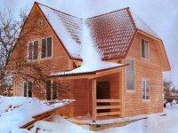 Дачный дом DL26