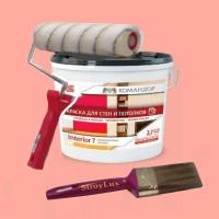 Кисти малярные для любых типов красок и лаков