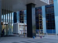 Мобильная покраска ПВХ окон и алюминиевых лоджий