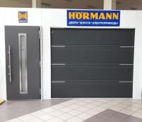 Гаражные ворота с автоматикой Hormann (пр-во Германия)