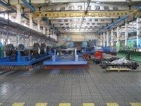 Плитка металлическая для промышленных полов.