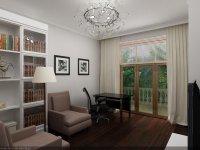Дизайн-проекты квартир, домов и офисов.