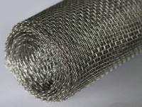 Сетка тканая штукатурная оцинкованная, фильтровая нержавеющая