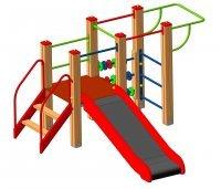 Детские уличные спортивные комплексы от производителя