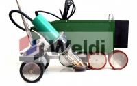 Аппарат для сварки кровли MELTPLAST WP-1 (фен в подарок)