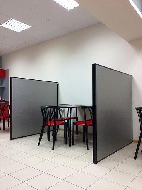 Система мобильных перегородок FS.Open Space