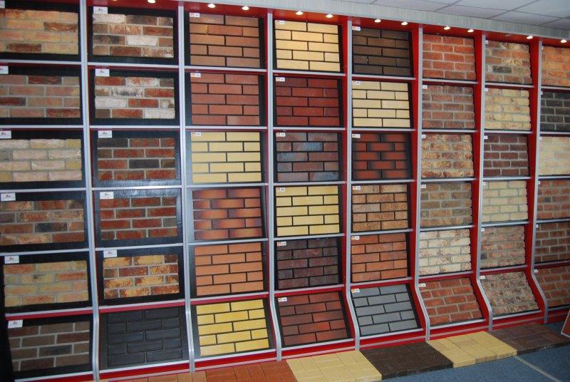 Клинкерные фасадные термопанели более 50 цветов. Производитель.