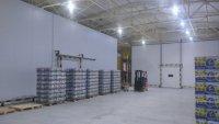 Монтаж промышленных холодильников и складов