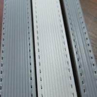 Дистанционная ПВХ рамка с пятисторонней ламинацией алюминием