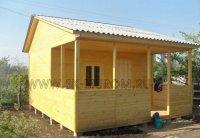 Дачные домики. Строительство