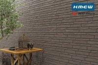 Фиброцементные японские панели под кирпич, камень, штукатурку, дерево. Kmew. 14,16,18 мм
