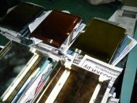 250х250 Зеркальная плитка с фацетом 10мм со СКЛАДА