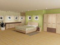 Спальный гарнитур Экстралоск 9