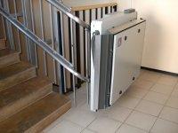 Наклонное (лестничное) подъёмное устройство с платформой БК 320