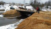 Построим автодорожный мост грузоподъемностью до 90т