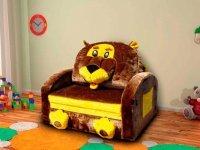 Лев детский диван
