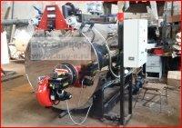 Котел парогенератор ПГ-09 для бетонного завода и РБУ