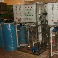 Фильтрационная установка очистки воды Сокол 1 - 150 м3/час